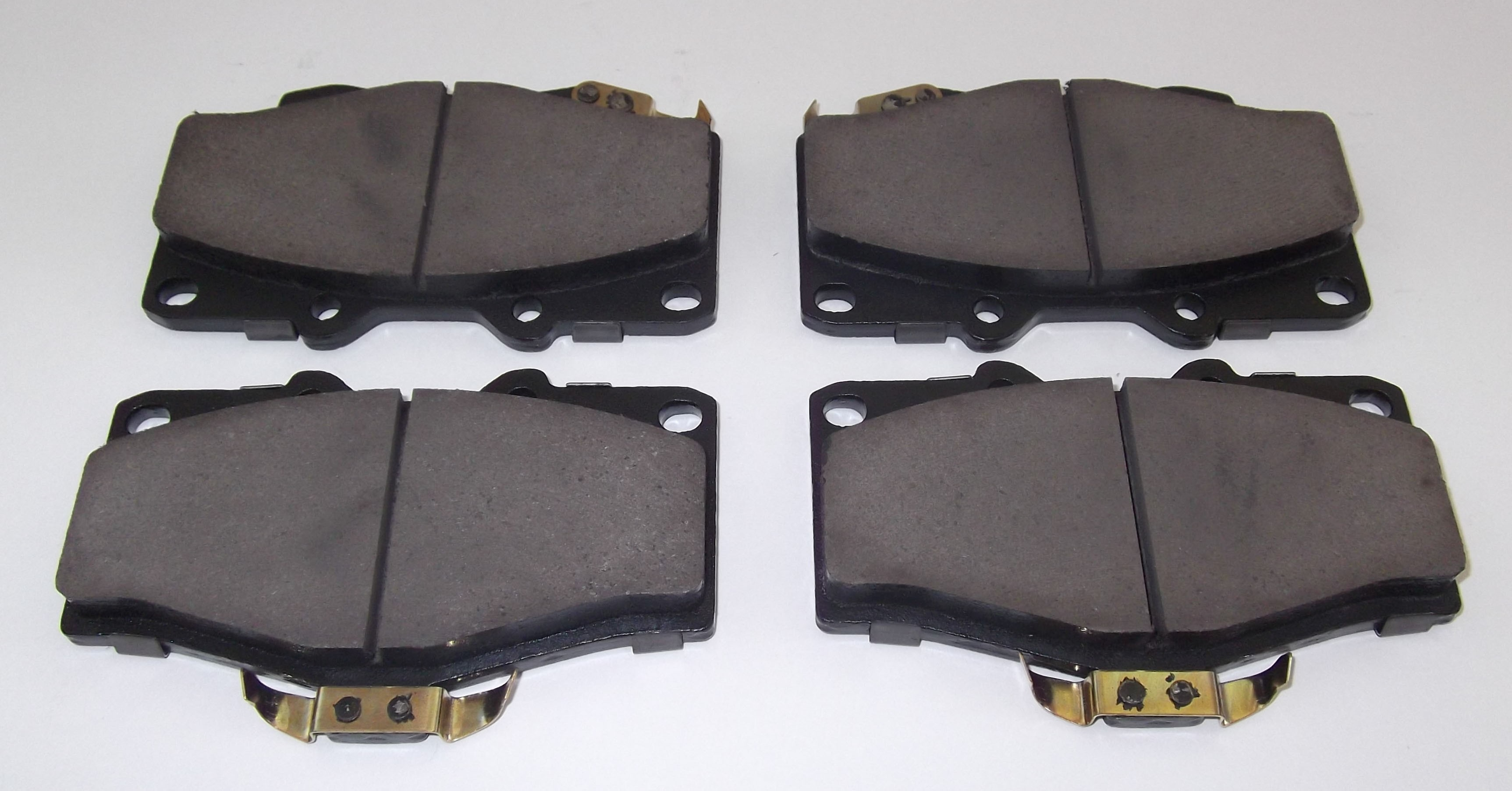 Stage 4 replacement brake pads