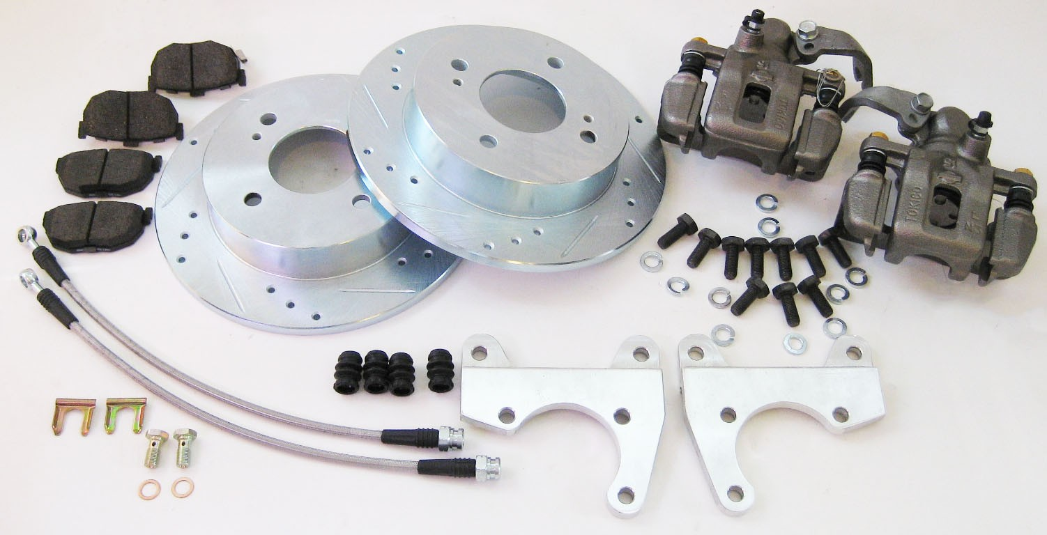 510 Rear Disk Conversion Brake Upgrade Kit