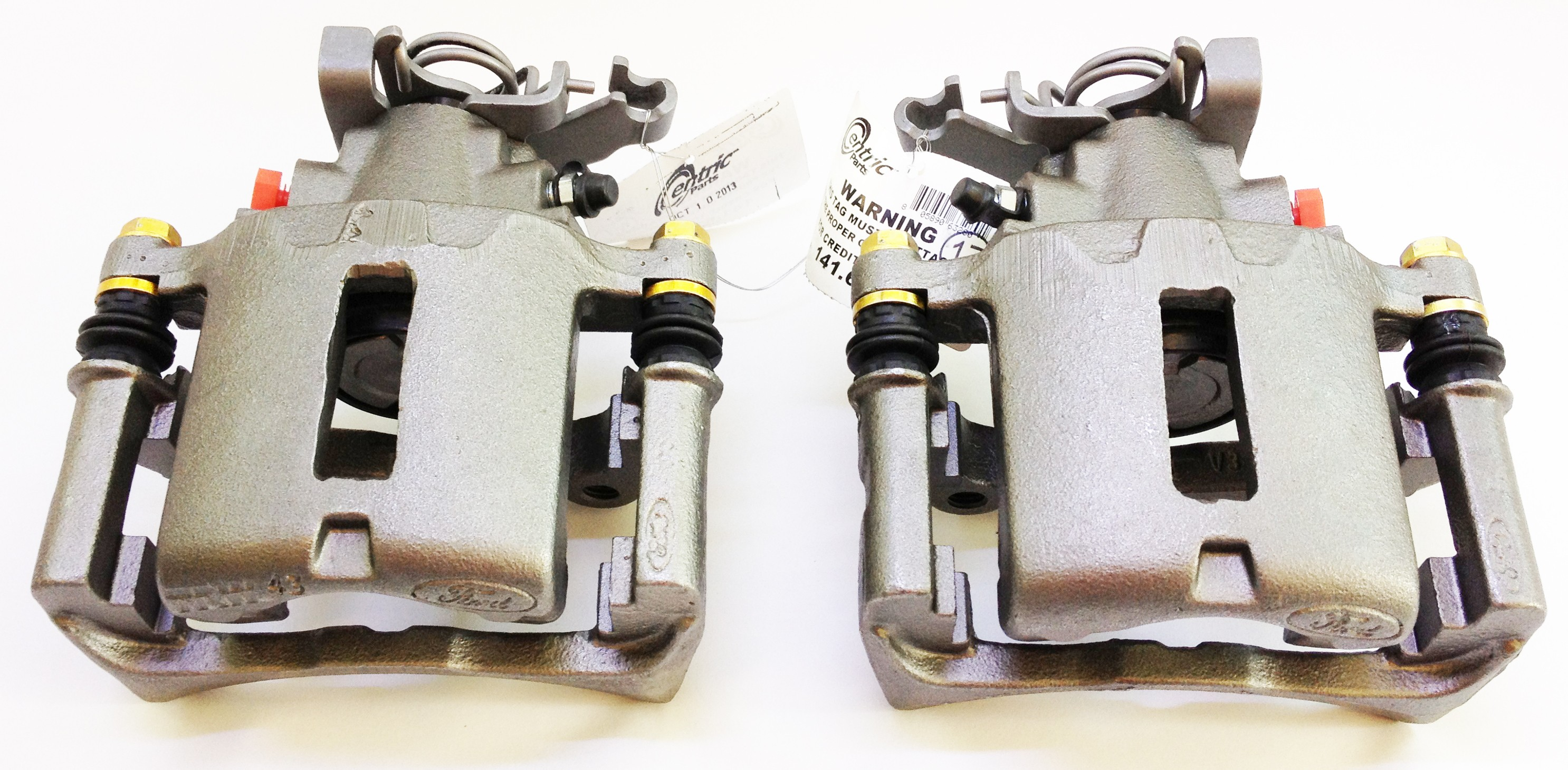 Rear Stage 4 Kit Caliper
