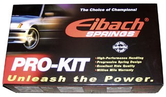 Eibach performance spring kit for S30