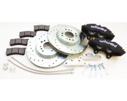 240z 260z 280z front wilwood brake upgrade kit