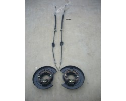 Rear Emergency Brake parts for Rear Stage 4 Kit 240sx
