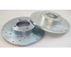 Rear Disk Conversion Rotors