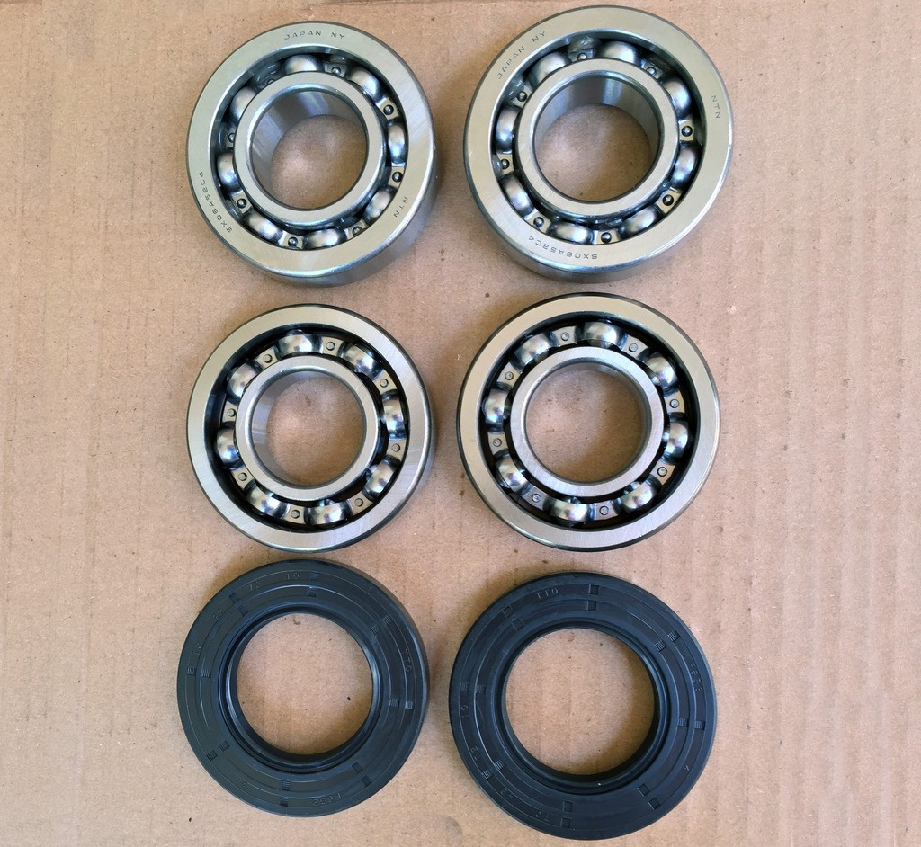rear wheel bearing kit Timken brand FOR DATSUN 240Z 260Z 280Z 1970-1978 SEALS KIT