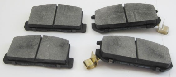 Stage 3 replacement brake pads 240sx