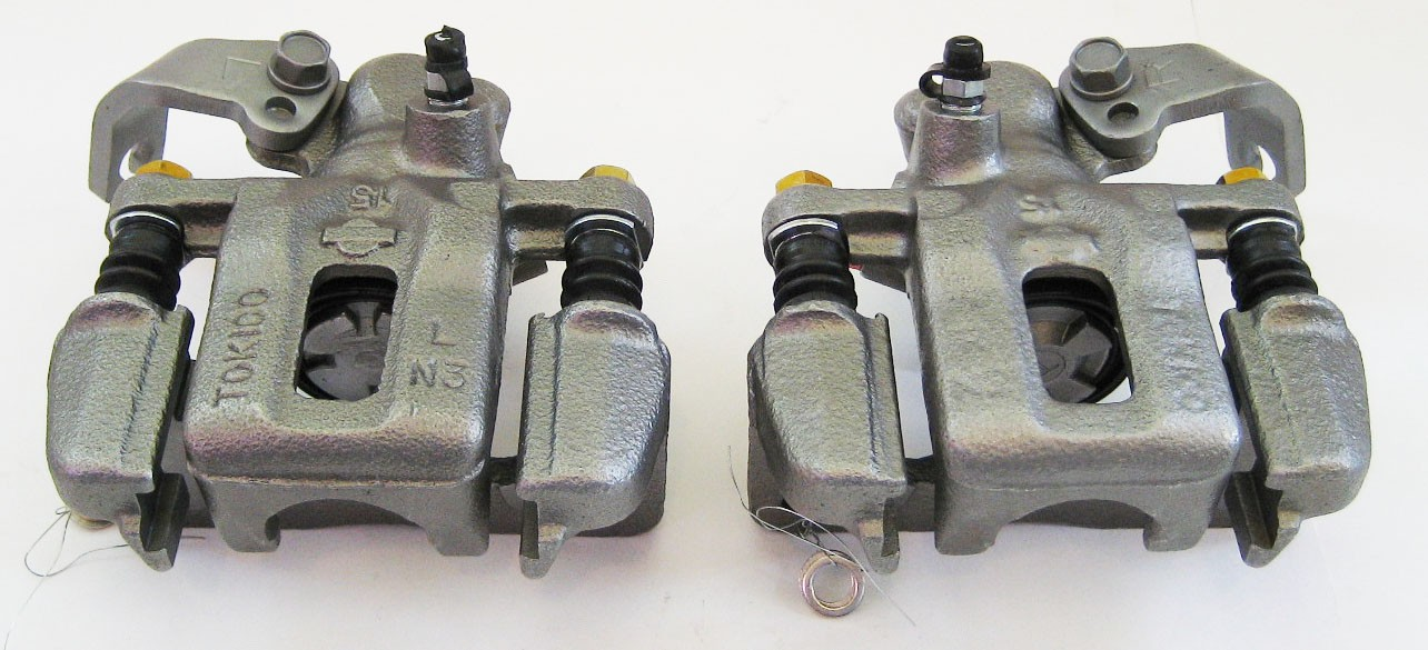 Rear Disk Conversion Calipers