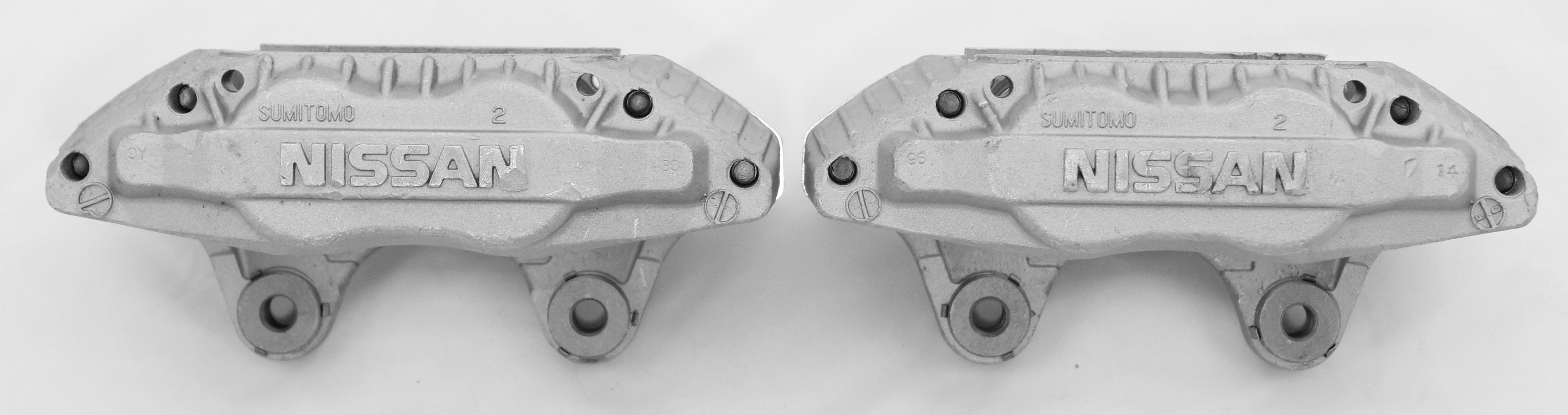 240SX Stage 4 Front Calipers