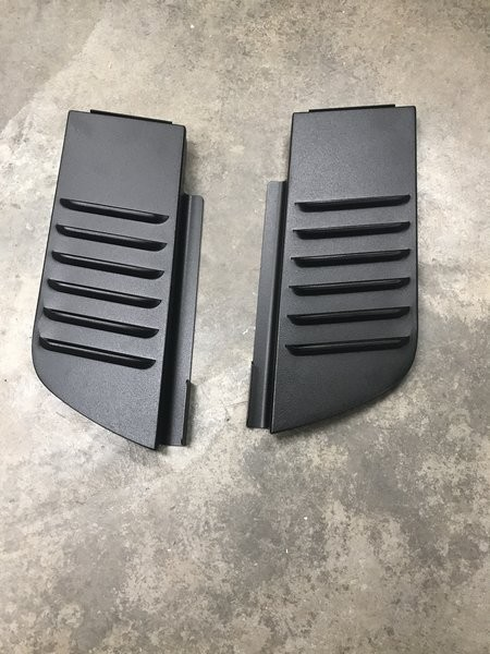 ALUMINUM INSPECTION COVERS 240Z / 260Z / 280Z