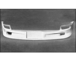 Fiberglass Air Dam, With License Recess & Ducts, 70-8/74 240Z-260Z