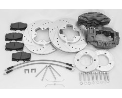 Stage 4 front big brake upgrade kit 240z, 260z, 280z,
