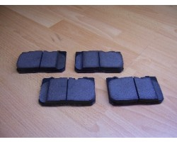 SC 300/400 Stage 4 Front Pads