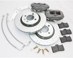 1982 to 1994 BMW 325i 318i E30 front Wilwood brake upgrade kit swap performance non M