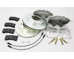 Wilwood Front Brake upgrade Kit Datsun Truck 64-77 521 320 620