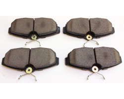 Rear Stage 4 Kit Brake Pads