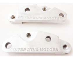 FRONT WILWOOD CUSTOM BRACKET FOR S30 BRAKE UPGRADE (LARGE CALIPER KIT)