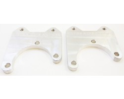 rear s30 wilwood 2 piston caliper brackets