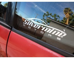 vinyl sticker decal - free!