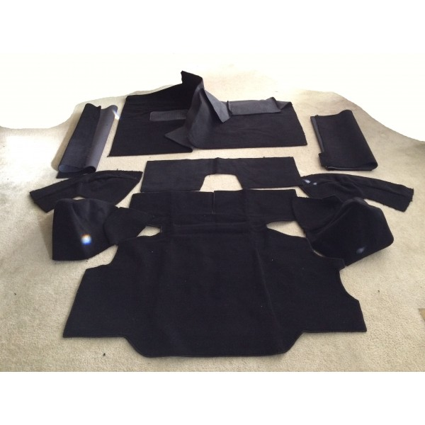 240Z 260Z 280Z carpet kit 10 piece sewn molded complete ...