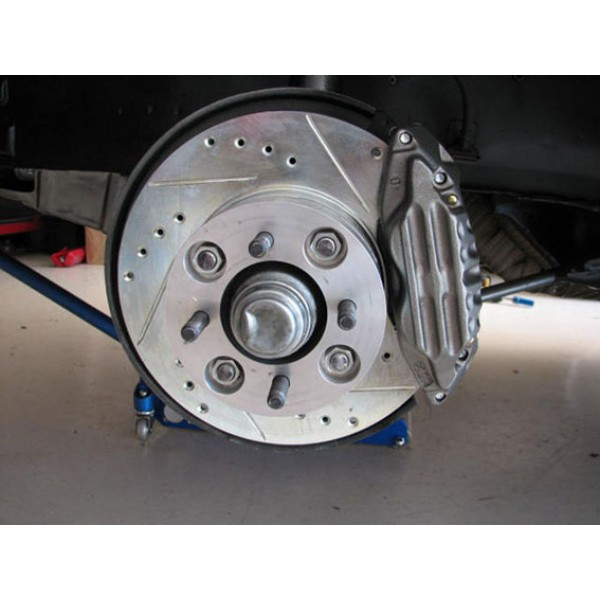 Spacer, Toyota, Front, vented, rotor, brake, upgrade, s12w